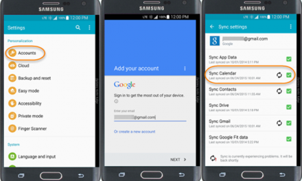 Benefits of Syncing Shared Calendar to Android