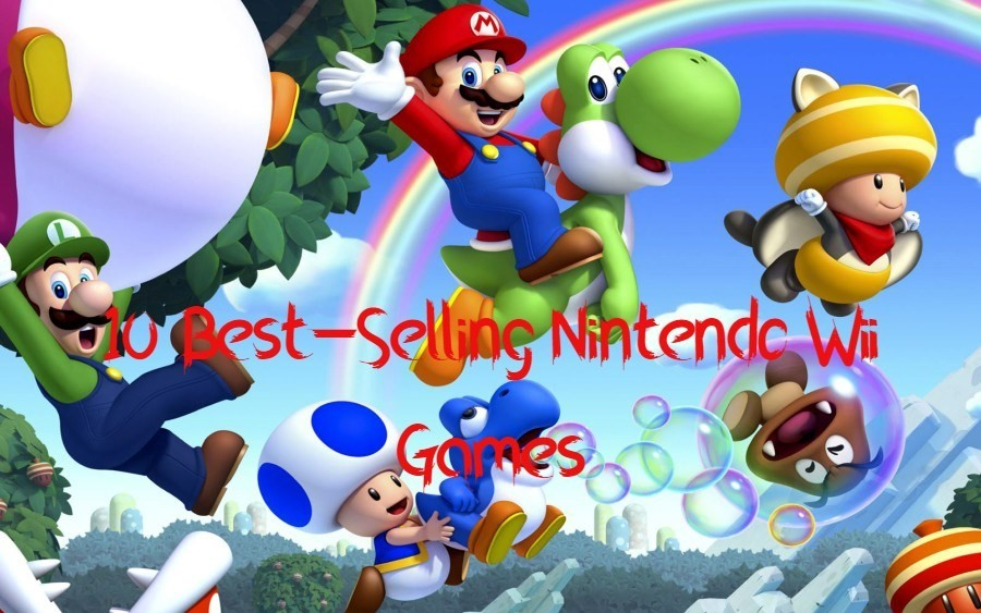 List of 10 Best-Selling Nintendo Wii Titles that you can Still Play Today