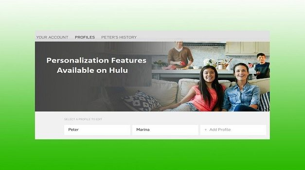 An Overview of Personalization Features Available on Hulu
