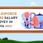 Salesforce jobs salary survey in India 2021